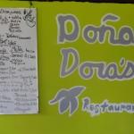 Dona Doras, Pavones, Costa Rica
