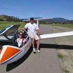 Crazy Creek Glider Plane