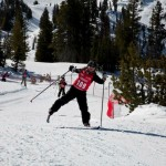 Mammoth Biathlon: Going for Gold