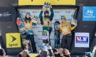 Farrington Clinches Spot on Olympic Snowboard Team