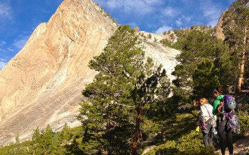 Climbing a Classic in Kings Canyon National Park // Visit Mammoth Insider Blog