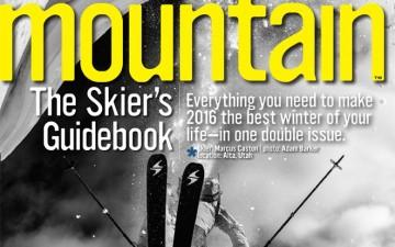 The Knickerbocker Mansion, Big Bear Lake // Mountain Magazine