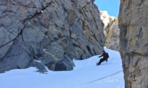 Uppa Mountain Downa Couloir