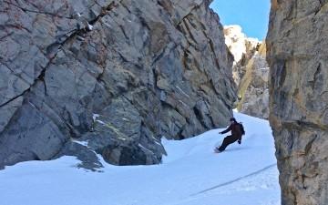 Stoke: Surfing Mammoth's Snow // Visit Mammoth Insider Blog