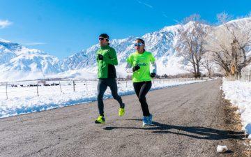 Des Linden: Boston Marathon Prep in a Record-Breaking Mammoth Lakes Winter // Mammoth Cribs Blog
