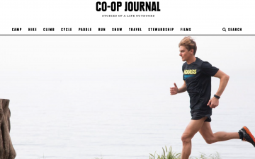 Tim Tollefson Will Run for Donuts // REI Co-op Journal