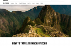 How to Travel to Machu Picchu // REI Co-op Journal
