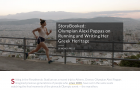 Olympian Alexi Pappas on Running and Writing Her Greek Heritage // Marriott Traveler