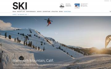Mammoth Mountain, Calif. No. 22 // SKI Magazine 2020 Resort Guide