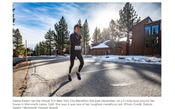 Virtual Races Keep Runners Going // REI Co-op Journal