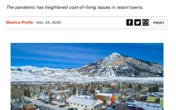 Ski communities are getting 'crunched on all sides' // Adventure Journal & High Country News